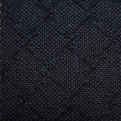 Рогожка с узором Siyah 17